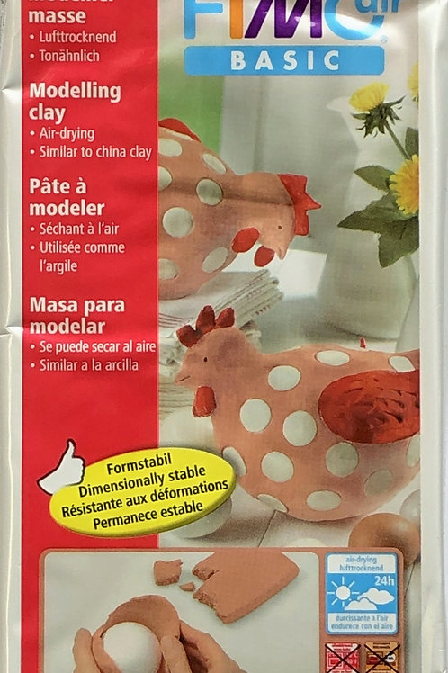 Fimo Air Modelling Clay - 8101-43 Terracotta, 1lb