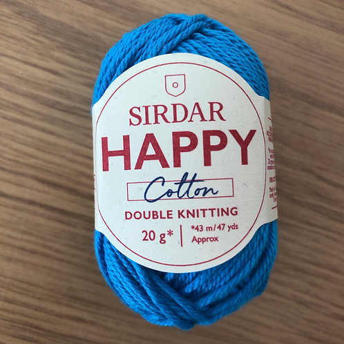Sirdar Happy Cotton, Yacht (786)