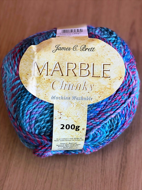 James C. Brett Marble Chunky, MC44