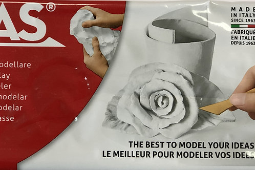Das Modelling Clay - White, 500g