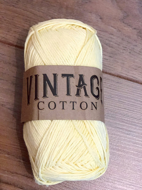 Vintage Cotton, Lemon