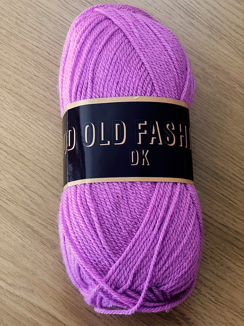 Good Old Fashioned DK, Mauve