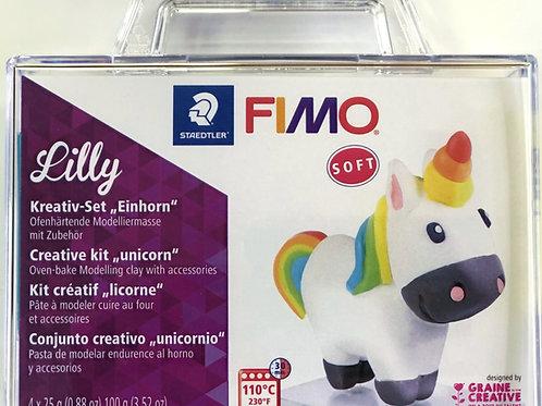 Fimo Lily the Unicorn Kit
