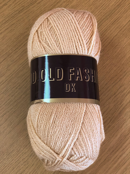 Good Old Fashioned DK, Light Brown