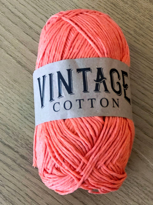 Vintage Cotton, Orange