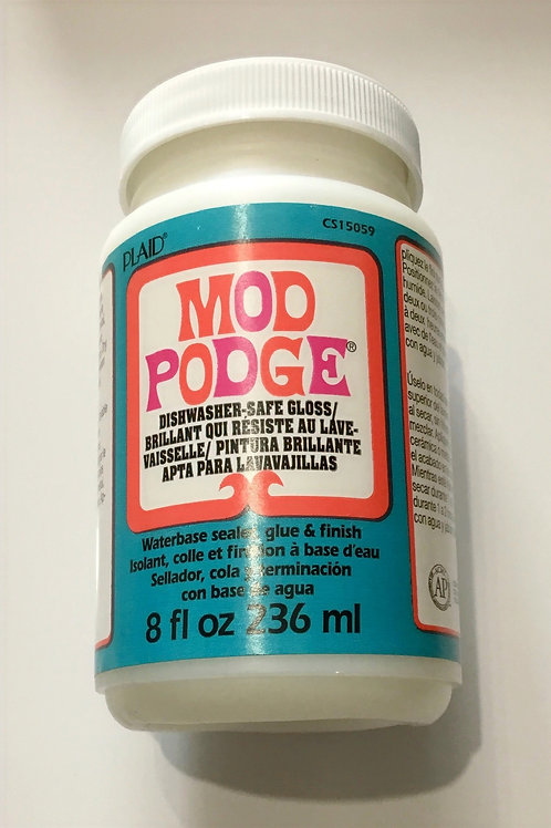 Mod Podge - Dishwasher Safe, 8oz