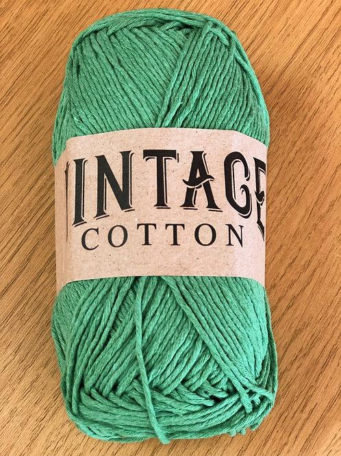 Vintage Cotton, Green