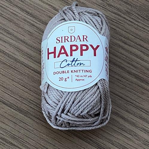 Sirdar Happy Cotton, Sandcastle (773)