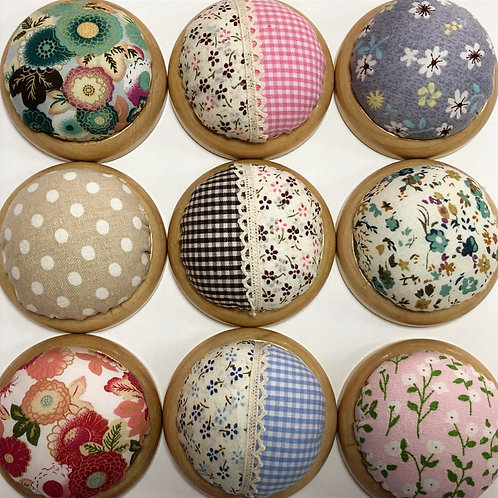 Assorted Pin Cushions