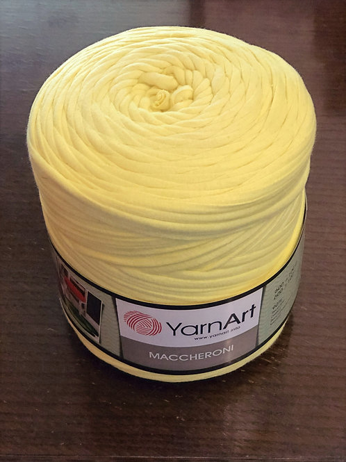 Yarn Art T-Shirt Yarn, Yellow
