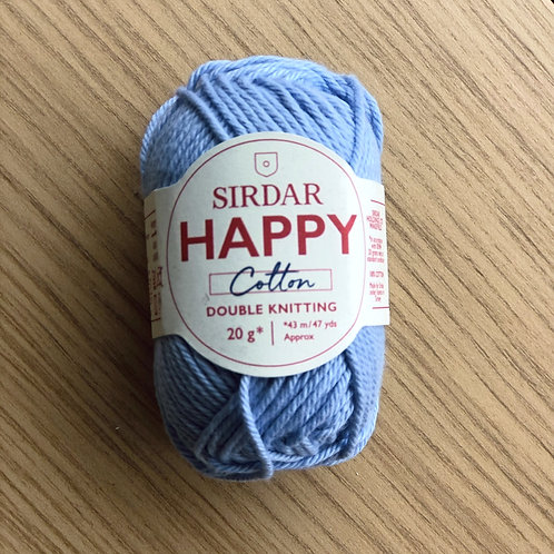 Sirdar Happy Cotton, Tea Time (751)