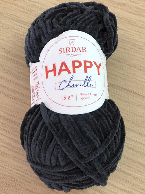 Sirdar Happy Chenille, Ink Spot (22)