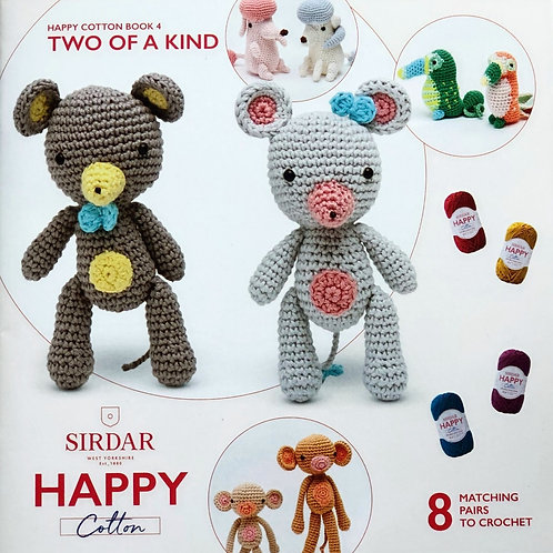 Sirdar Happy Cotton Book 4