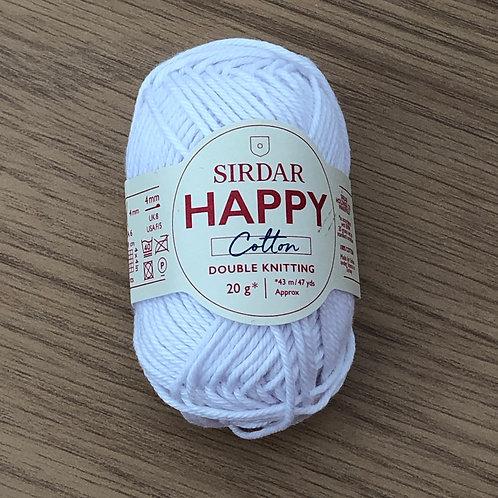 Sirdar Happy Cotton, Shower (762)