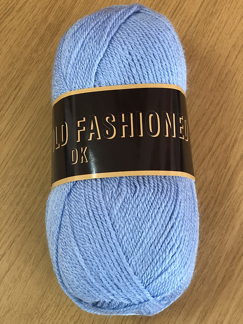 Good Old Fashioned DK, Baby Blue
