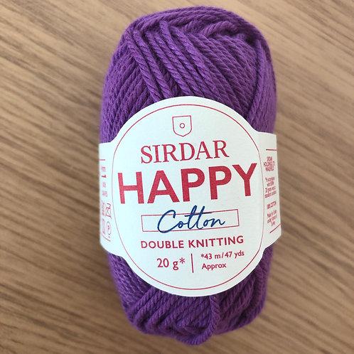 Sirdar Happy Cotton, Currant Bun (756)