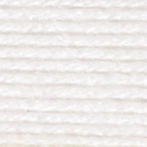 James C. Brett Super Soft Baby Aran, White (BA4)