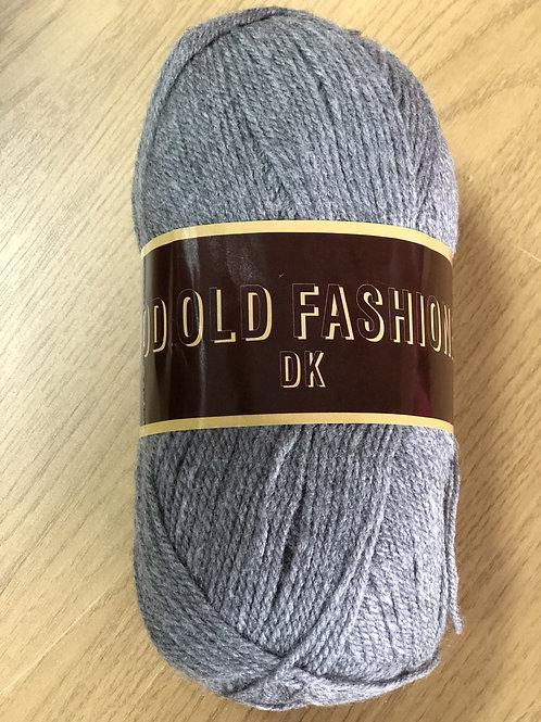 Good Old Fashioned DK, Mid Grey