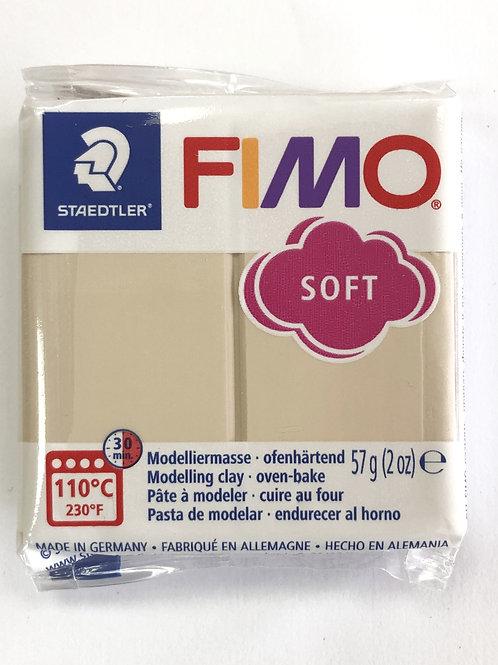 Fimo Soft Modelling Clay - 8020-70 Sahara, 57g