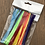 Thumbnail: Acrylic Pipe Cleaners - Assorted Colours, 15cm