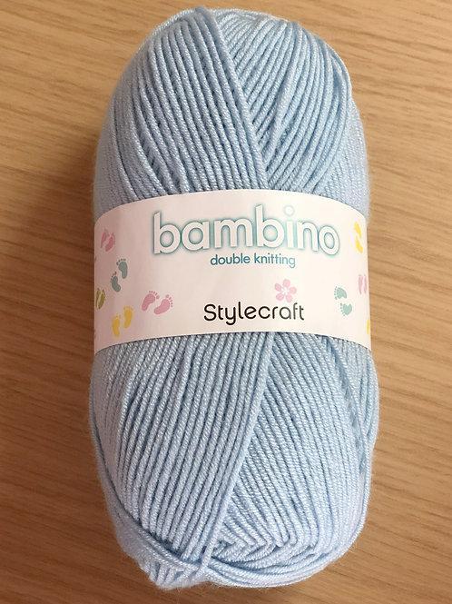 Stylecraft Bambino, Vintage Blue