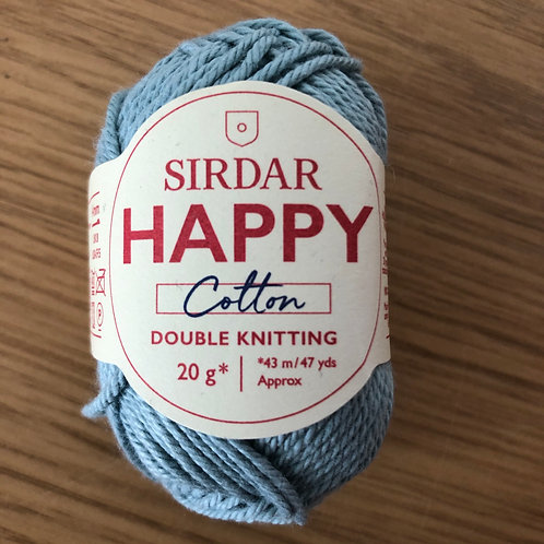 Sirdar Happy Cotton, Splash (767)