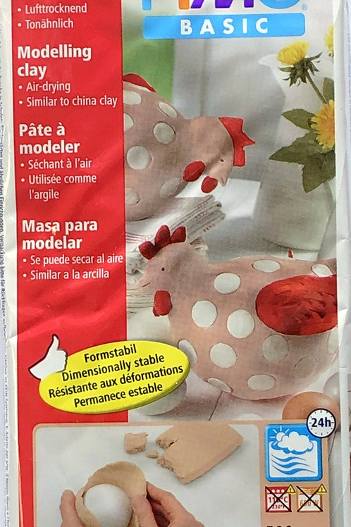 Fimo Air Modelling Clay - 8100-43 Flesh, 500g