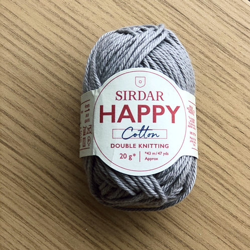Sirdar Happy Cotton, Pebble (759)