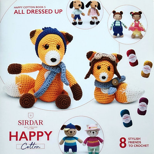 Sirdar Happy Cotton Book 5