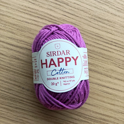 Sirdar Happy Cotton, Giggle (795)