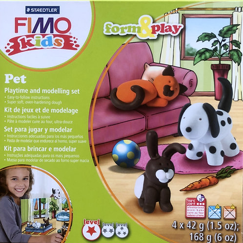 Fimo Kids Form & Play, Pets
