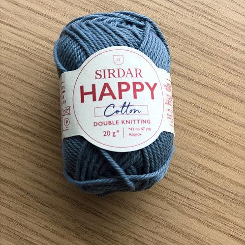 Sirdar Happy Cotton, Beach Hut (750)