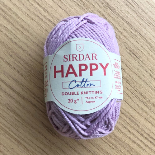 Sirdar Happy Cotton, Unicorn (769)