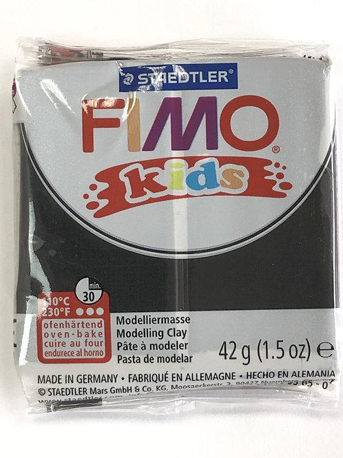 Fimo Kids Modelling Clay - 8030-9 Black, 42g