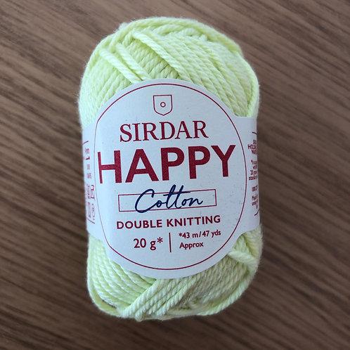 Sirdar Happy Cotton, Sherbet (778)