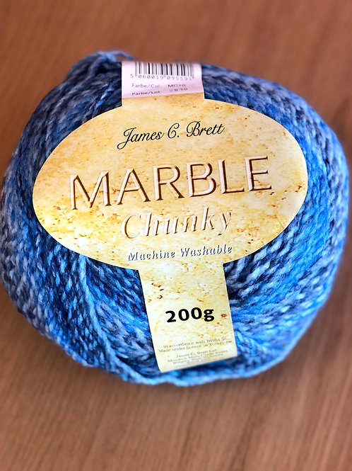 James C. Brett Marble Chunky, MC10