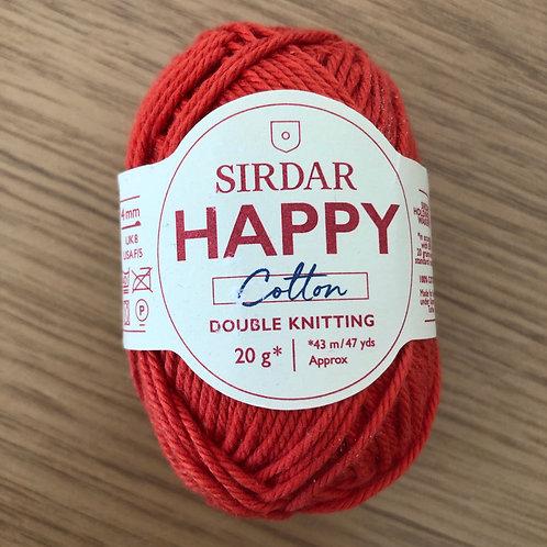 Sirdar Happy Cotton, Ketchup (790)