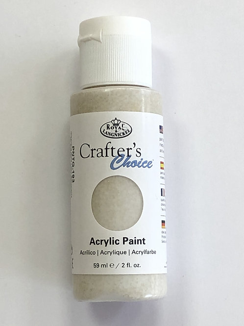 Crafter's Choice Acrylic Paint, Gleaming Gold - PNTG-193