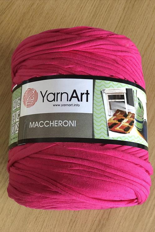 Yarn Art T-Shirt Yarn, Cerise Pink