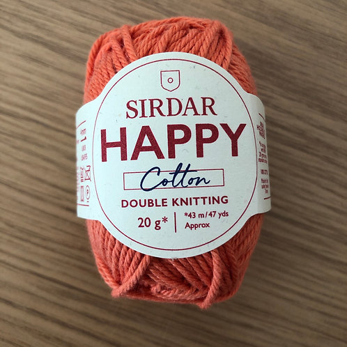 Sirdar Happy Cotton, Freckle (753)
