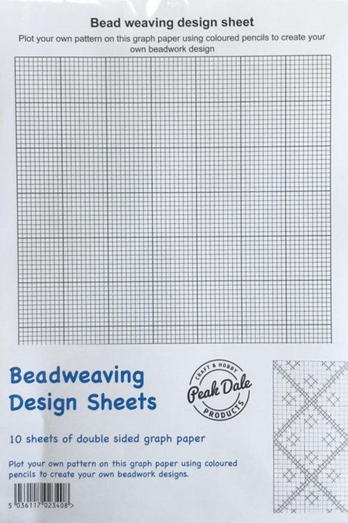 Beadweaving Design Sheets
