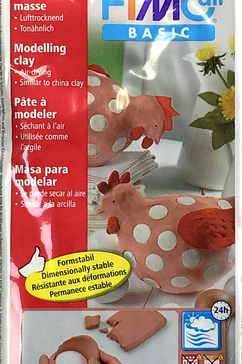 Fimo Air Modelling Clay - 8100-76 Terracotta, 500g