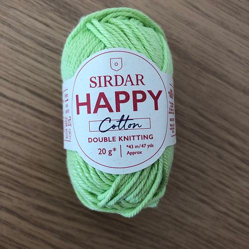 Sirdar Happy Cotton, Fizz (779)
