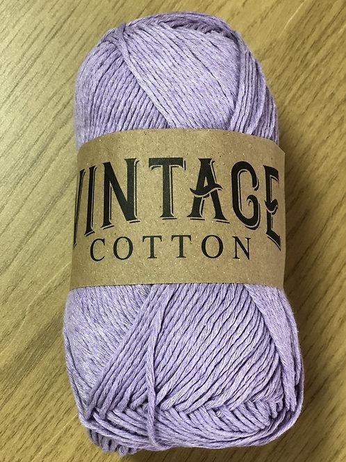 Vintage Cotton, Lilac