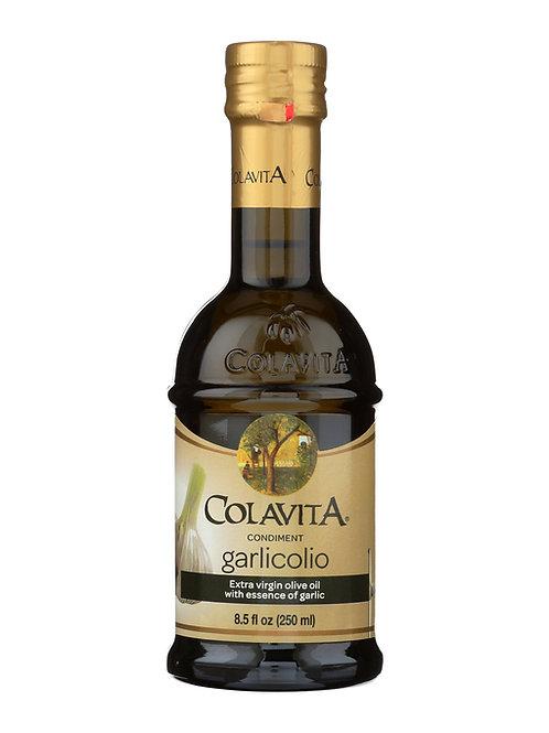 Colavita Garlicolio - Flavoured Extra Virgin Olive Oil (250ml)