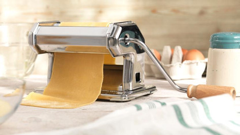 Make Fresh Pasta Dough