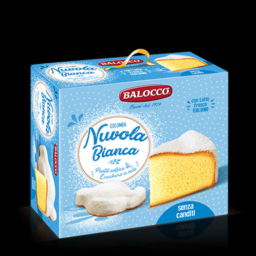 Balocco Nuvola Bianca - 750g