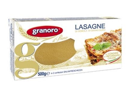 Granoro Lasagna con spinaci (Lasagna with spinach) - 500g