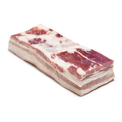 Pancetta Stesa - Plain Cured Pork Belly (avg. 300g)