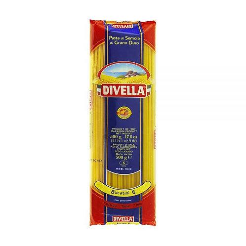 Divella Bucatini 6 (500g)